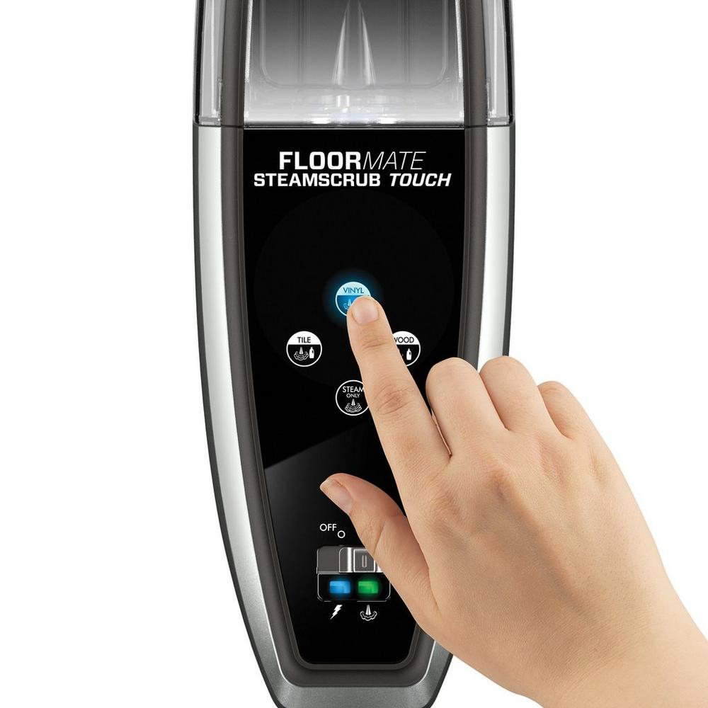 FloorMate SteamScrub Touch Steam Mop8