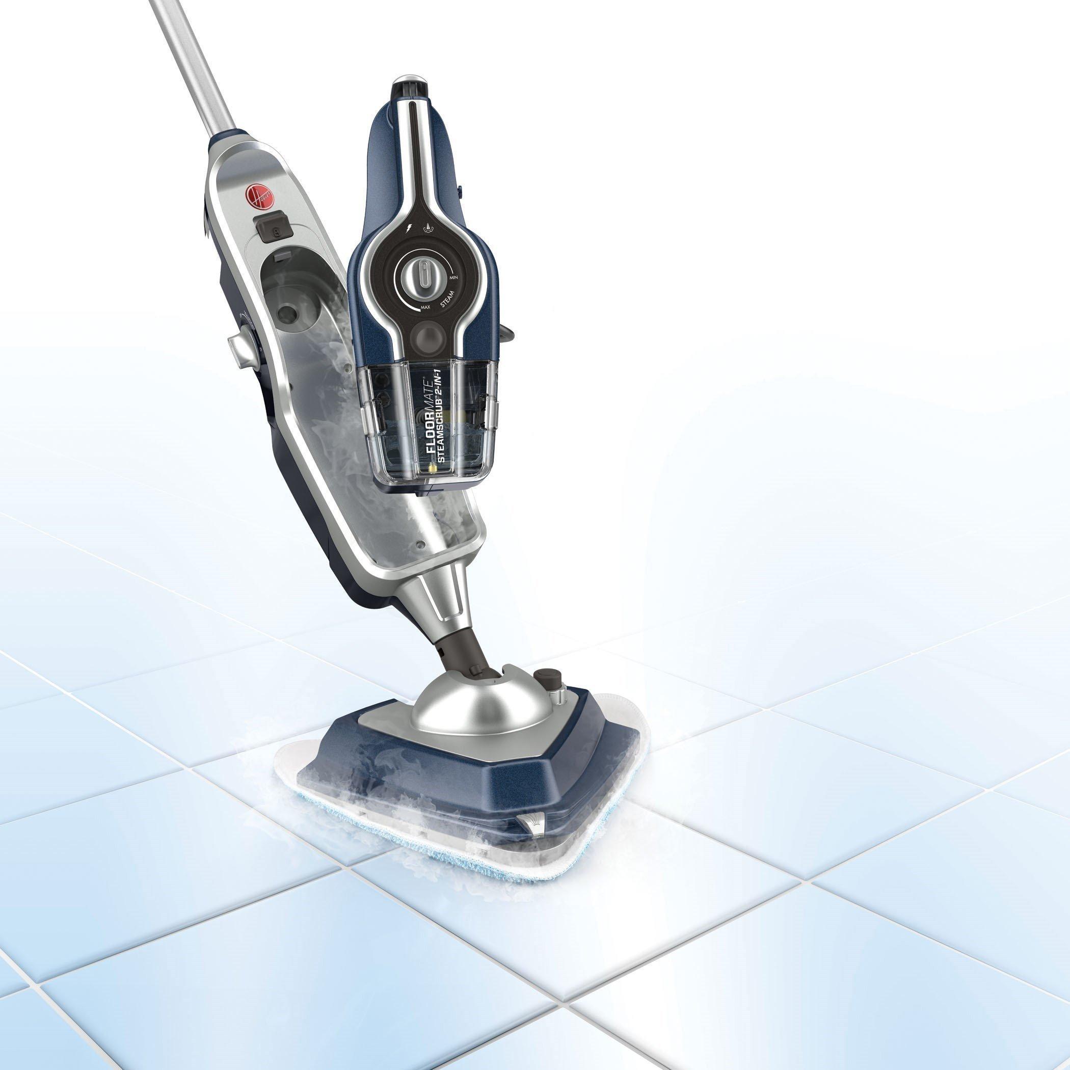 Reconditioned SteamScrub 2-IN-1 Steam Mop4