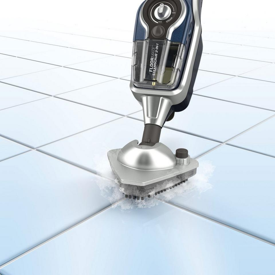 FloorMate SteamScrub Plus 2-in-1 Steam Mop - WH20445PC