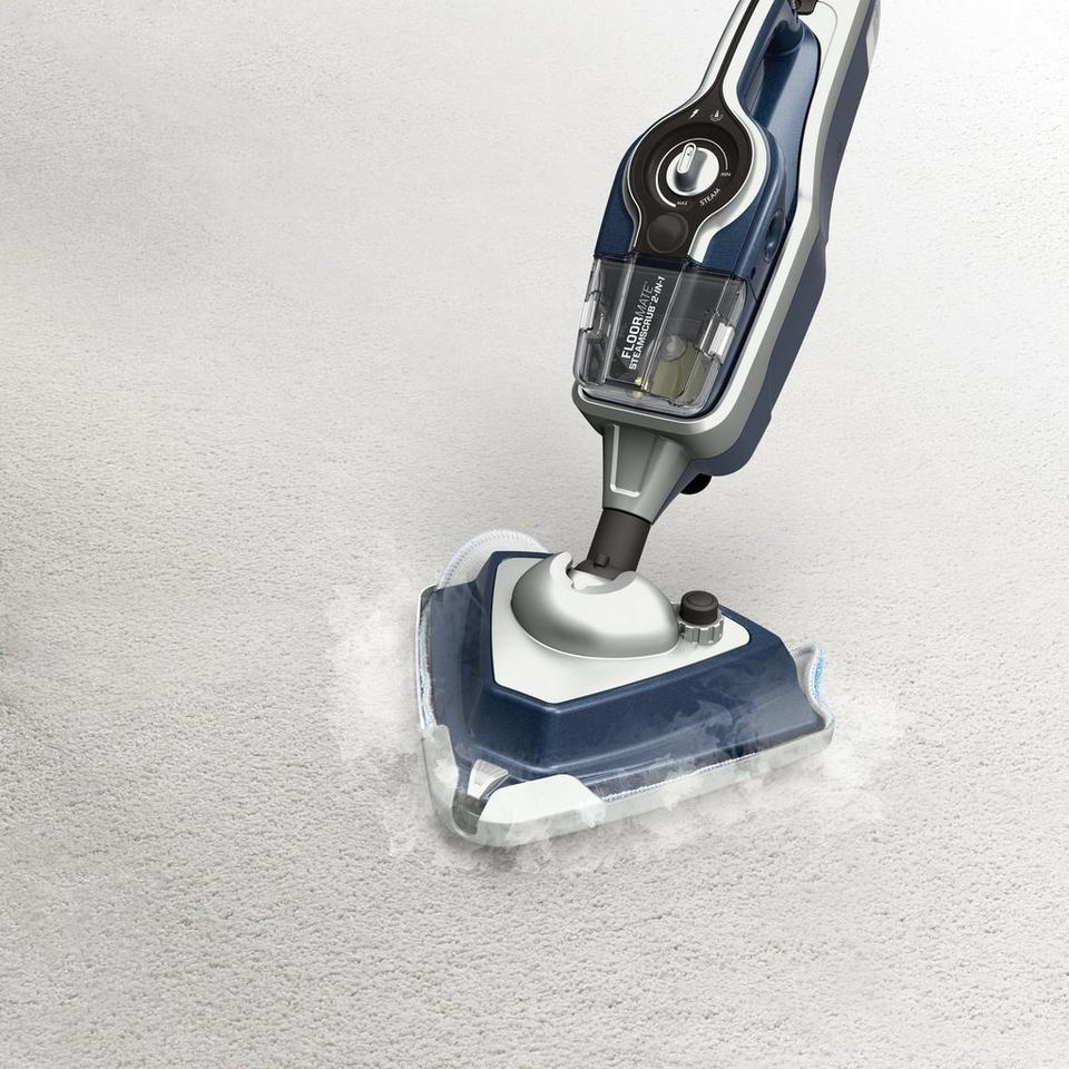 FloorMate SteamScrub Plus 2-in-1 Steam Mop - WH20445