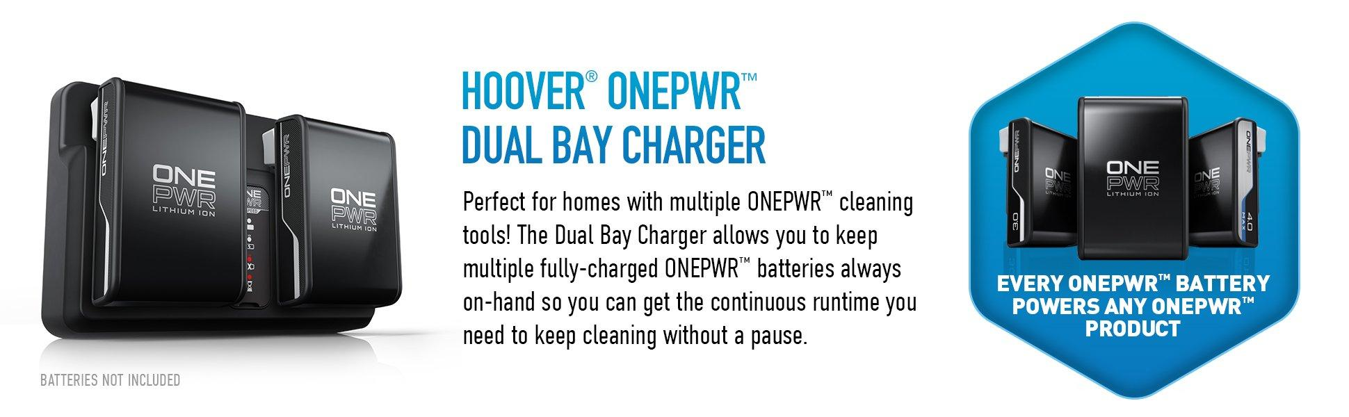 Dual Bay Charger